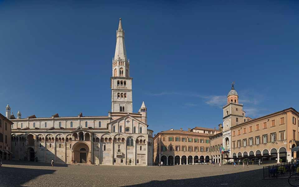 Innamorarsi di Modena, cosa visitare in città
