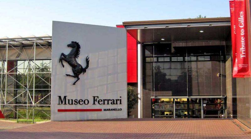 museo ferrari maranello informazioni visite