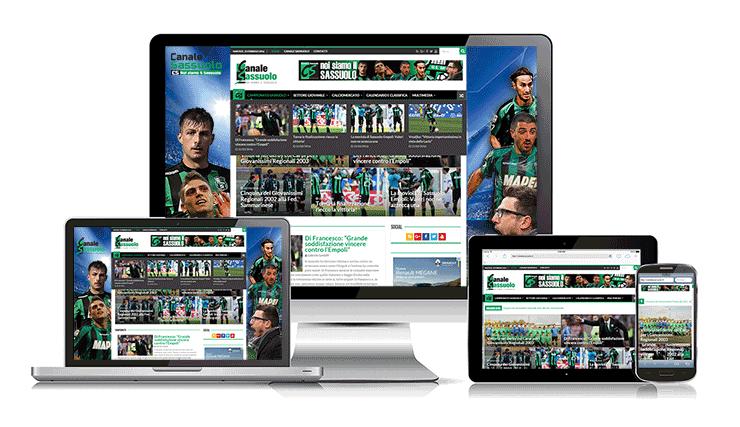 CanaleSassuolo.it il portale di notizie sul Sassuolo Calcio compie 5 anni