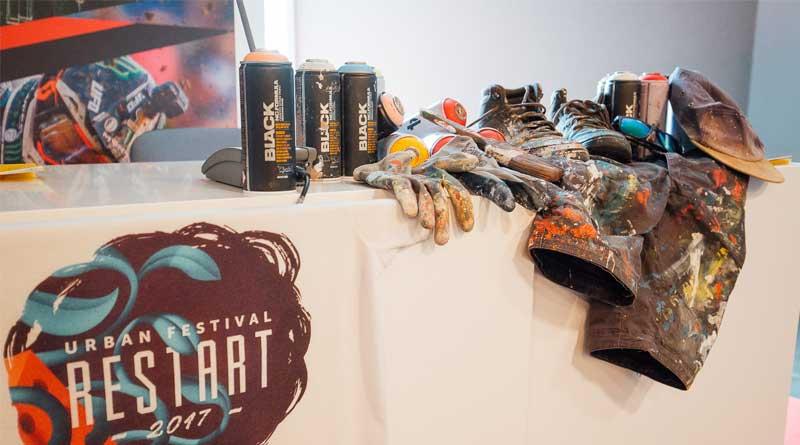 VII edizione di RestArt - Urban Festival all'Autodromo di Imola