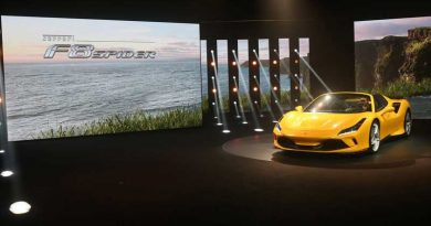 Ferrari F8 Spider, ecco lo spot per l'ultima creazione di Maranello