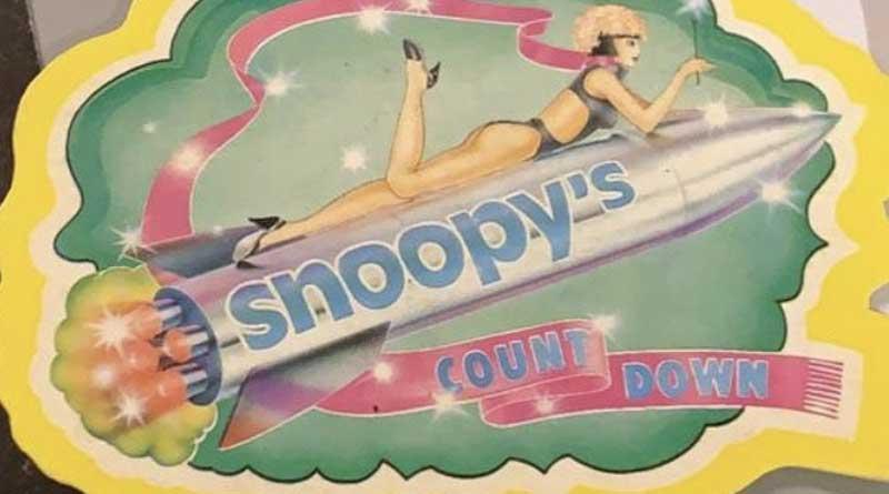 Snoopy Modena 50 anni