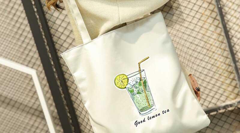 shopper bag marketing