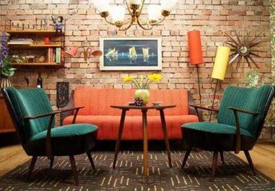 La bellezza del vintage nelle case moderne